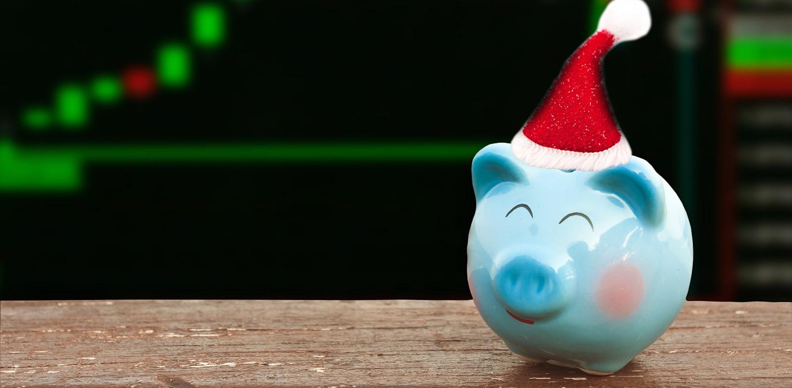הבורסות בחופש לכבוד חג המולד / אילוסטרציה: Shutterstock