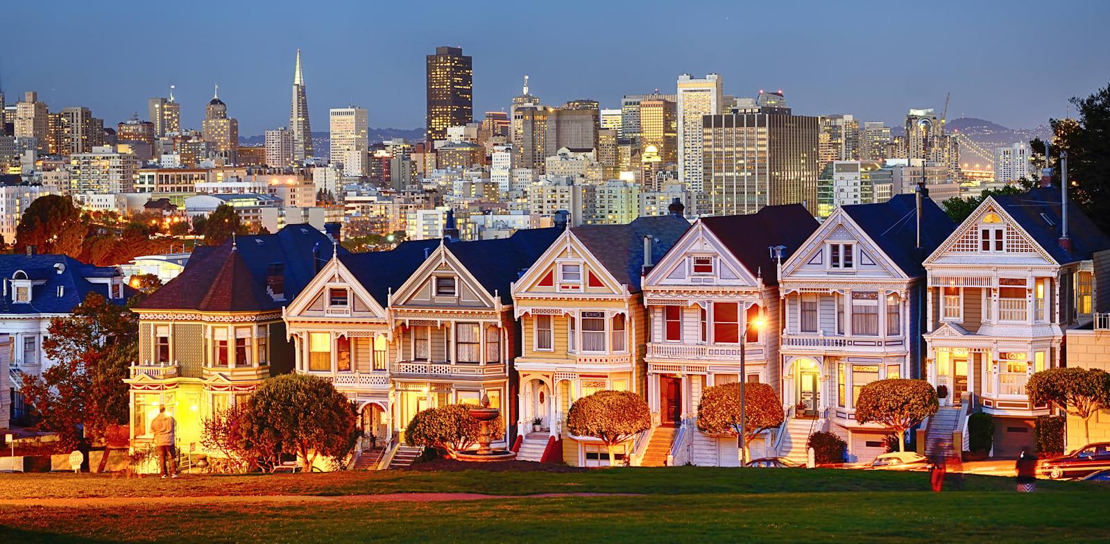 סן פרנסיסקו. אוכלוסיית קליפורניה הצטמצמה / צילום: Shutterstock
