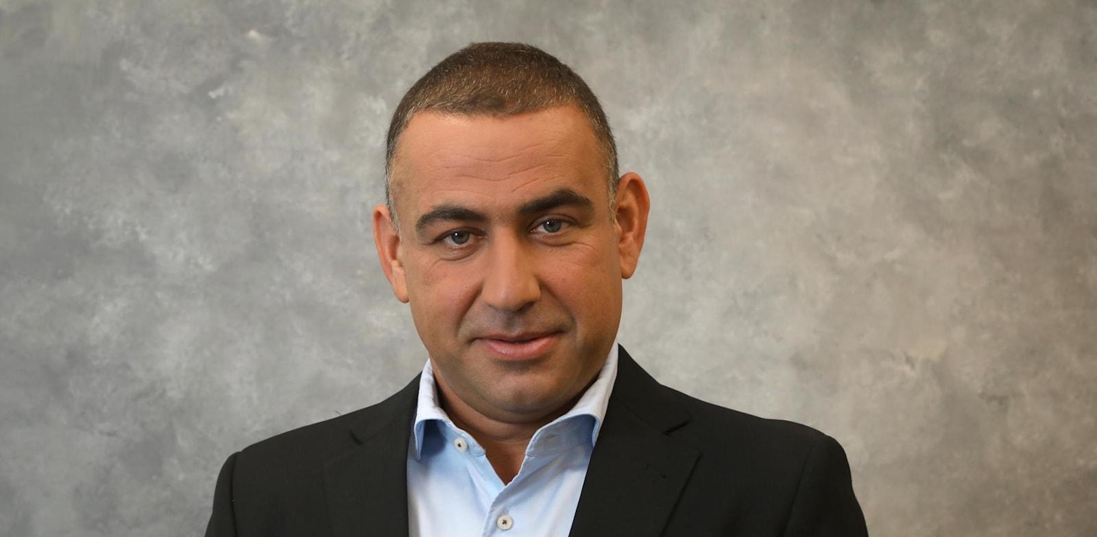 ערן וקנין, סמנכל כספים קבוצת ישראכרט / צילום: סיון פרג'