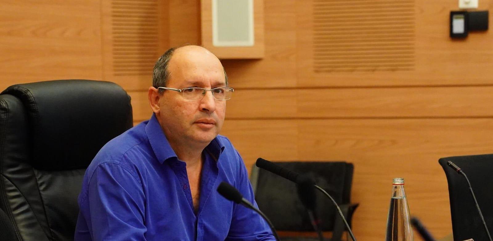 אבי ניסנקורן. גורמים במשרד המשפטים הביעו דאגה מעזיבתו / צילום: דוברות הכנסת, עדינה ולמן