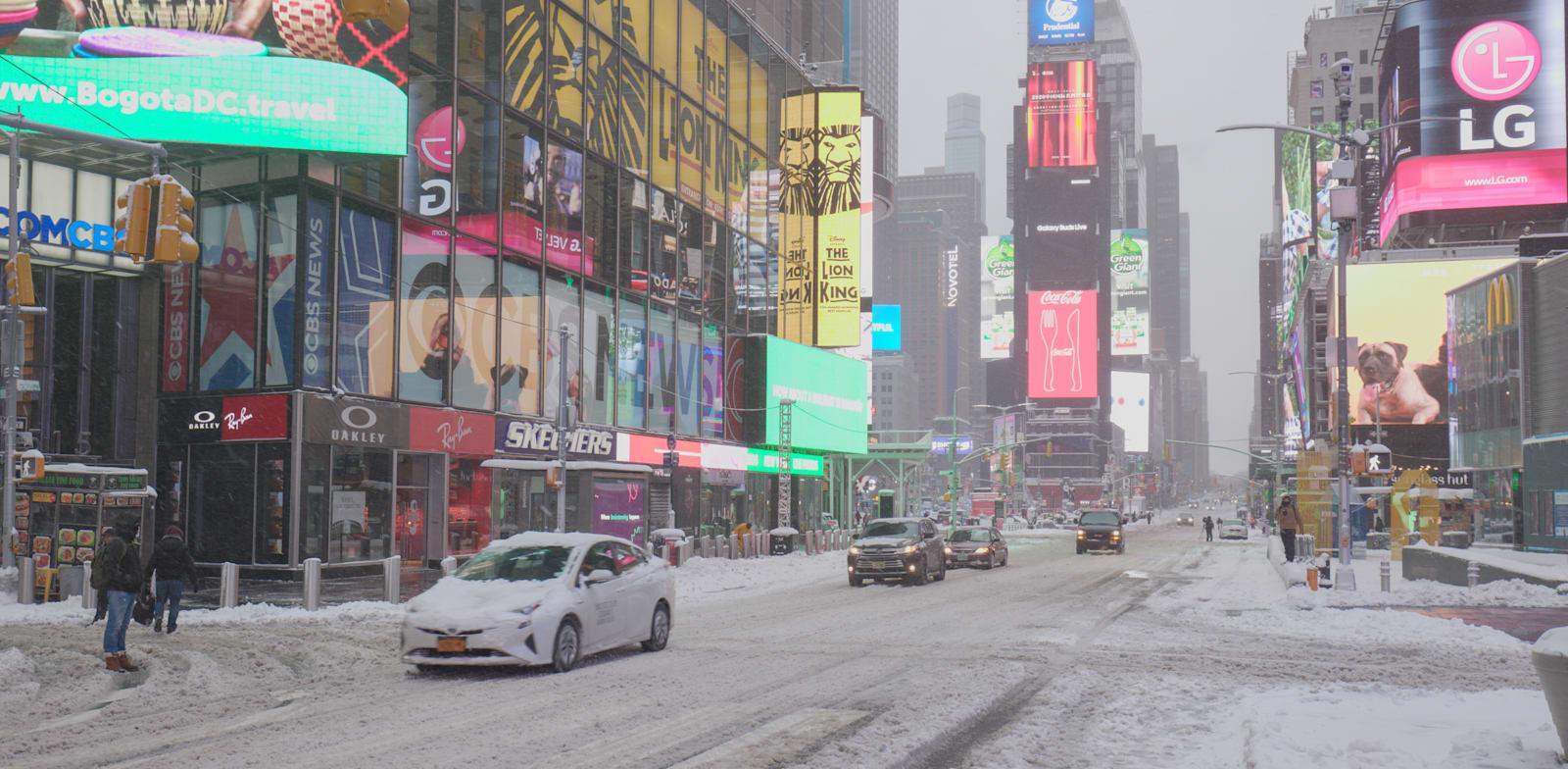 מנהטן. מתחילת דצמבר עלה מספר המבקשים לשכור חלל משרדי בעיר / צילום: Shutterstock