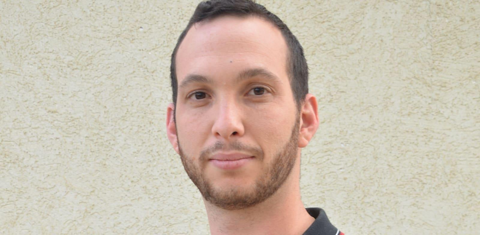דוד צביליכובסקי, מייסד Negevia / צילום: מור משה
