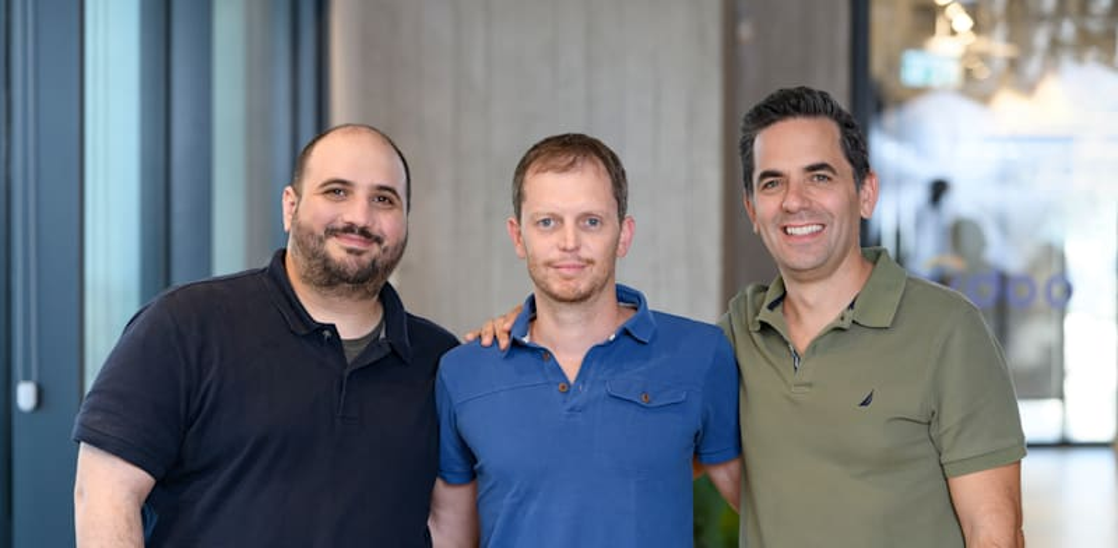 Vdoo founders. Credit: PR