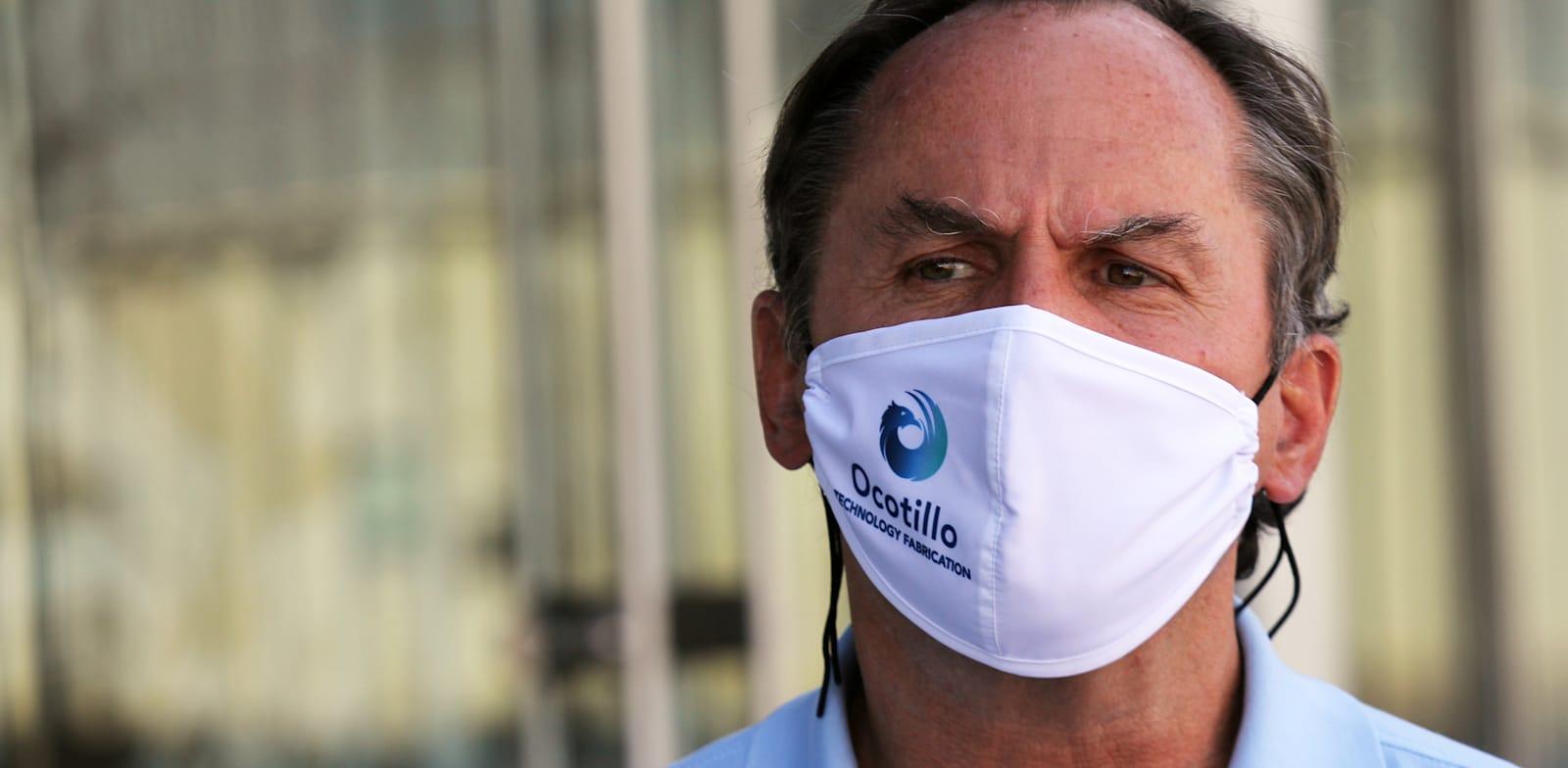 """בוב סוואן, מנכ""""ל אינטל היוצא / צילום: Reuters, Nathan Frandino"""