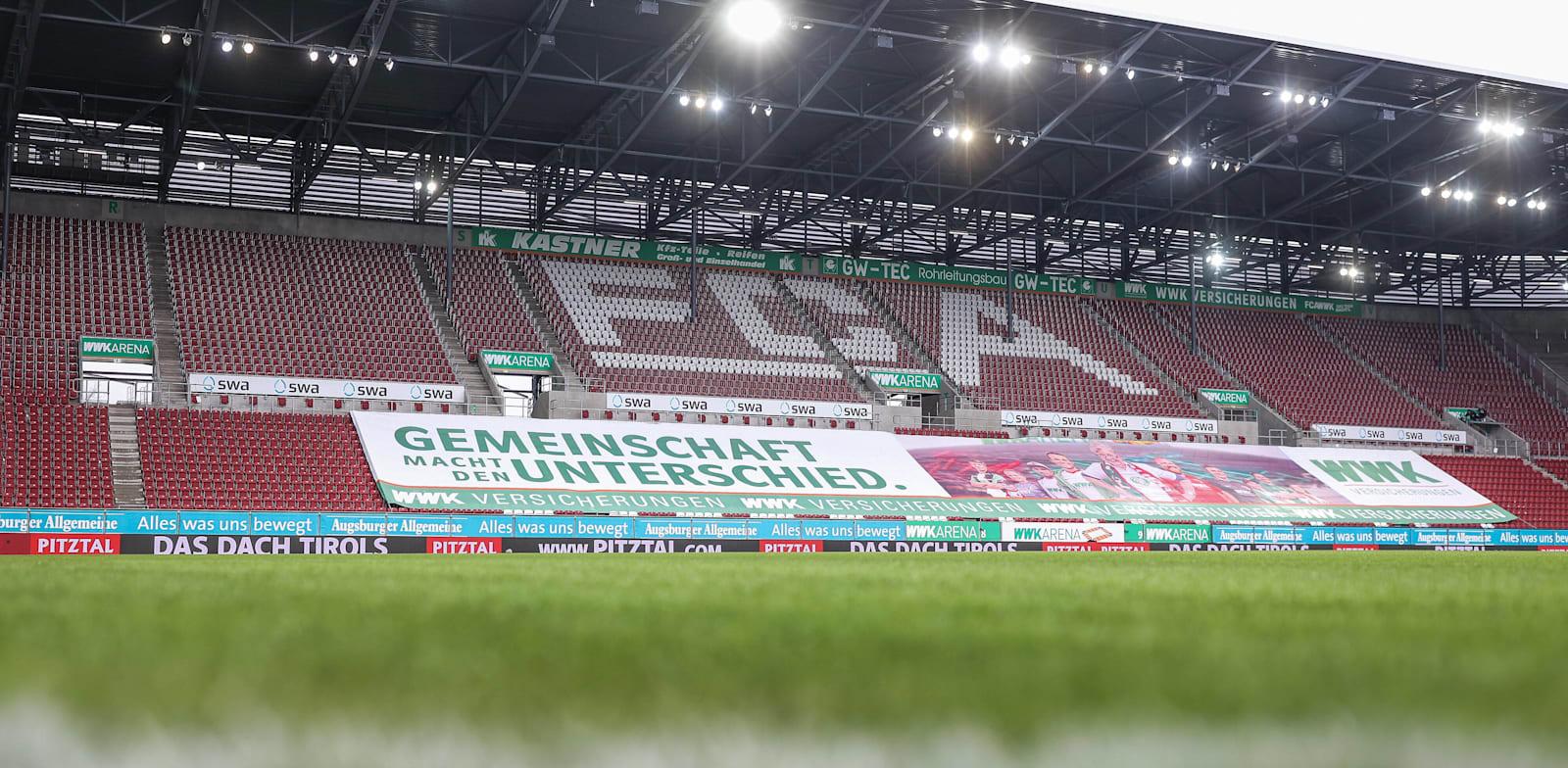 יציאים ריקים בליגה הגרמנית / צילום: Reuters, Tim Rehbein/RHR-FOTO