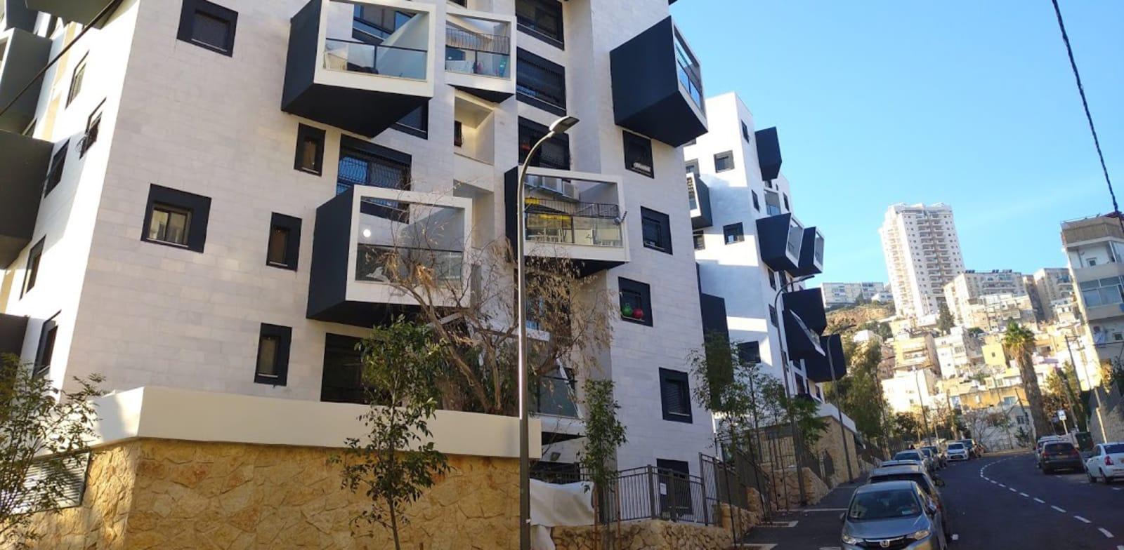 שכונת מגורים בואדי רושמייה, חיפה / צילום: גיא נרדי