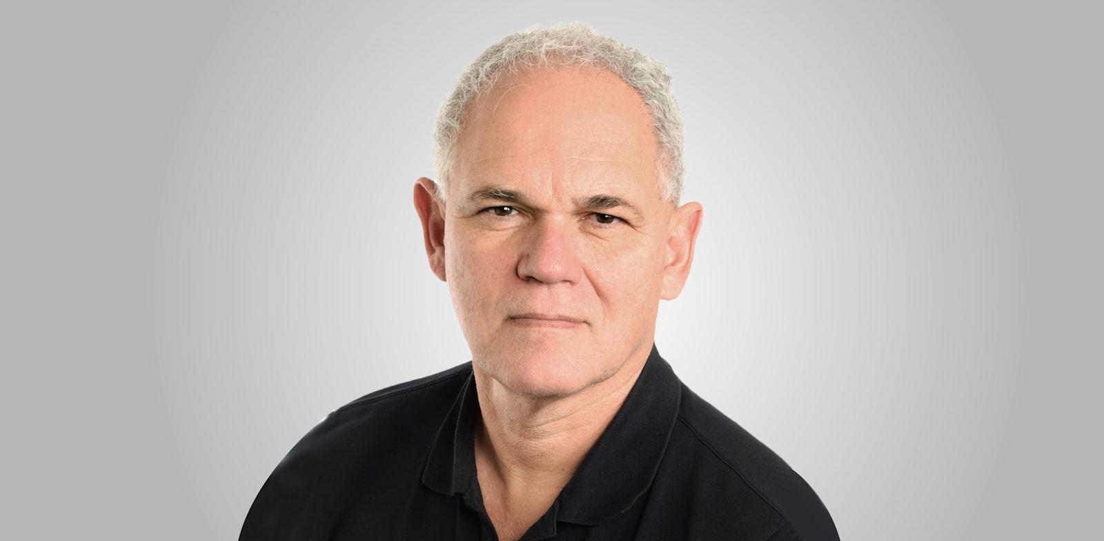 """עירא פלטי, נשיא ומנכ""""ל סרגון / צילום: משה כהן"""
