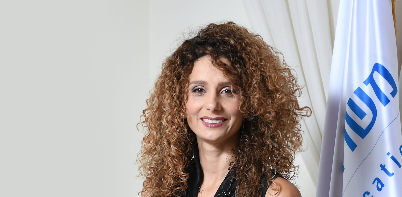 """לירן אבישר בן חורין, מנכ""""לית משרד התקשורת / צילום: רפי קוץ"""