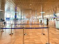 """שדה תעופה נתב""""ג ריק מנוסעים / צילום: יוסי פתאל"""