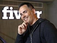 """מיכה קאופמן - מנכ""""ל חברת פייבר (Fiverr) / צילום: אמיר מאירי"""