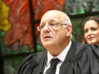 השופט חנן מלצר / צילום: שלומי יוסף