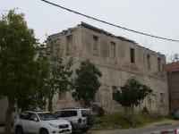 בנין רחוב יפת 55 יפו שייך לכנסיה האנגליקנית / צילום: איל יצהר