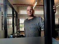 עמית אוחיון - הקים מערכת פרסום ממוחשבת / צילום: איל יצהר