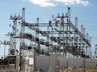 חברת חשמל - בארות יצחק / צילום: תמר מצפי