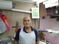 יוסף סומך. בעל איטליז משפחתי בשוק הכרמל בתל אביב / צילום: תמונה פרטית