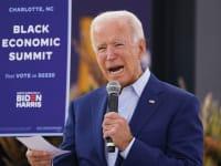הנשיא הנבחר ג'ו ביידן. לקחת יותר מהעשירים / צילום: Reuters, Kevin Lamarque