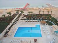 """מלון הרודס ים המלח / צילום: יח""""צ"""