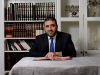"""ח""""כ משה ארבל, מפלגת ש""""ס / צילום: איל יצהר"""