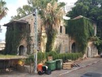 בניין נטוש בחיפה / צילום: ויטלי דותן לובוב