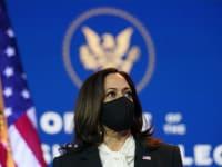 קמלה האריס, סגנית הנשיא המיועדת / צילום: Associated Press, Andrew Harnik