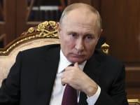 נשיא רוסיה, ולדמיר פוטין / צילום: Associated Press, Alexei Nikolsky, Sputnik, Kremlin