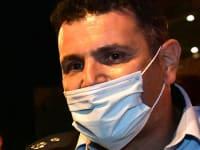 סגן ניצב ניסו גואטה / צילום: ראובן קסטרו, ווואלה! NEWS