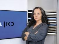 שרון עמית, מנהלת כאן רשת ב' / צילום: ענבל מרמרי