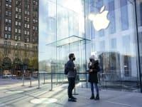 חברות אמריקאיות בדירוג של השקעה סולידית, כמו אפל, הנפיקו חוב ביותר מ־1.4 טריליון דולר / צילום: Associated Press, Mary Altaffer