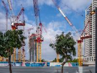 פרויקט בנייה. הרשויות המקומיות מנצלות את סמכותן / צילום: Shutterstock