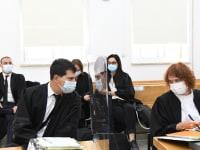 עורכי הדין ליאת בן ארי ועמית חדד / צילום: רפי קוץ