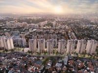 מבט לפרויקט ONO ONE, קריית אונו. חיי קהילה וחיבור למרחב העירוני / הדמיה: ViewPoint