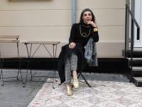ענבל בן זקן, מעצבת בגדים ותלבושות, בעלת המותג MIZO / צילום: אלה גולן