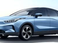 """רכב הפנאי החשמלי החדש GEOMETRY C שצפוי להגיע ארצה. טווח של עד 550 קילומטר / צילום: יח""""צ"""