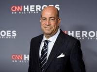 """נשיא """"CNN"""" ג'ף צוקר / צילום: Associated Press, Evan Agostini"""