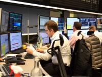 הבורסה לניירות ערך בפרנקפורט. משקפת נאמנה את הכלכלה הריאלית / צילום: Reuters, Sepp Spiegl