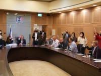 הדיון בוועדת הכנסת / צילום: דני שם טוב, דוברות הכנסת