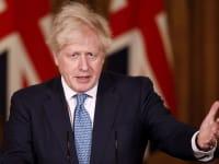 ראש ממשלת בריטניה בוריס ג'ונסון / צילום: Associated Press, Tolga Akmen