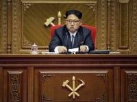 קים ג'ונג און. היבוא והיצוא התמעטו עד כמעט אפס / צילום: Associated Press, Wong Maye-E