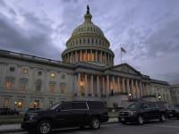 בית הנבחרים בוושינגטון הבירה. ספק אם נראתה אי פעם בקונגרס הפגנת עקרות גדולה יותר מזו של שבעת החודשים האחרונים / צילום: Associated Press, Jacquelyn Martin