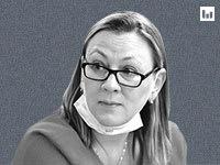 יוליה מלינובסקי / צילום: דוברות הכנסת עדינה ולמן