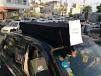 הפגנה בנצרת נגד האלימות בחברה הערבית / צילום: אלי אשכנזי, וואלה!NEWS
