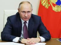 נשיא רוסיה ולדימיר פוטין / צילום: Associated Press, Mikhail Klimentyev, Sputnik, Kremlin