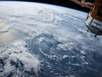"""כדור הארץ במבט מהחלל. """"יהיה פסטיבל של מדע"""" / צילום: נאס""""א"""
