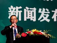 ז'ונג שאנשאן, האדם העשיר ביותר באסיה / צילום: Reuters, Jiang Xin