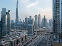 דובאי. החברות הגדולות מושכות את השוק למעלה / צילום: Shutterstock