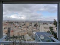 מתוך מגדל הג'רוזלם הייטס בירושלים / צילום: סטודיו זוג