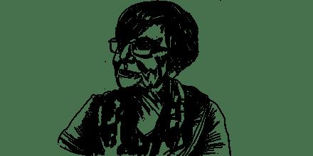 רות בונדי / איור: גיל ג'יבלי