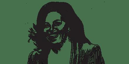 מישל אובמה / איור: גיל ג'יבלי