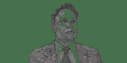 אילון מאסק / איור: גיל ג'יבלי