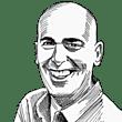 ישראל ויסמל מנור / איור: גיל ג'יבלי